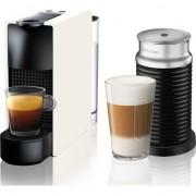 Espressor Nespresso Essenzza Mini C30, 1450 W, 0.6 L, 19 bar, Alb + Aeroccino 3