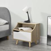 [en.casa] Nočný stolík ABKN-2306