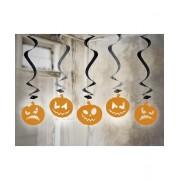 Set 5 Ghirlande Verticale Dovleci Halloween