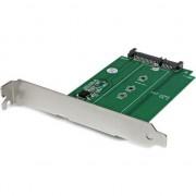 Accesoriu IT startech Adaptor M.2 - suport SATA fanta (S32M2NGFFPEX)