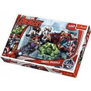 Bosszúállók puzzle-100db