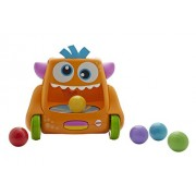 Fisher-Price FHD56 Zoom N Crawl Monster Activity Toy