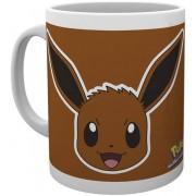 GYE Pokemon - Eevee Face Mug