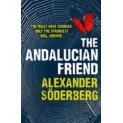 Random House The Andalucian Friend - The First Book in the Brinkmann Trilogy - Söderberg Alexander