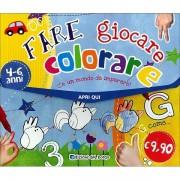 Fare, giocare, colorare. c'è un mondo da imparare