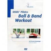 Sissel DVD SISSEL® Pilates Ball & Band Workout, tedesco