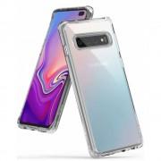 Husa Samsung Galaxy S10 Plus G975 Ringke Fusion Transparent