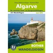 Rother wandelgids Algarve - Franz Halbartschlager en Gerhard Ruß