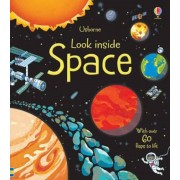 Look Inside Space, Hardcover