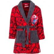 Marvel Spiderman fleece badjas rood