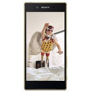 Sony Xperia Z5 smartphone goud, touchscreen 5,2 inch (13,2 cm), intern geheugen 32 GB, Android 5.1