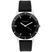 LAURELS Colors Series Black Color Women Watch (LO-Colors-1001)