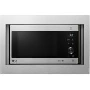 LG Microondas LG MH6565CPS + KIT encasst (25 L - Con grill - Inox)