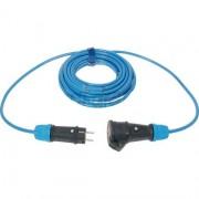 Verlengsnoer PUR kabel 3x2,5mm² 25m blauw