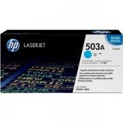 HP 503A - Q7581A toner cian