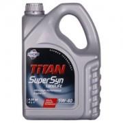 Fuchs Titan Supersyn Longlife 5W-40 4 Litros Frasco