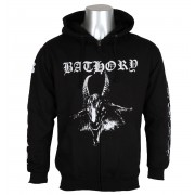 kapucnis pulóver férfi Bathory - Goat - PLASTIC HEAD - PH5415HSWZ