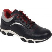 Kavacha Steel Toe Safety Shoe, S10 For Men(Black)