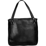 Bagged for Good BFG014B700BLK Shoulder Bag(Black, 10 inch)