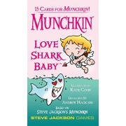 Munchkin Love Shark Baby Card Game