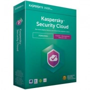 Kaspersky Lab Kaspersky Security Cloud 2020 Personal, 5 Geräte - 1 Jahr, ESD