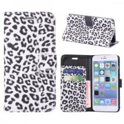 iPhone 6 Luipaard Flip Cover