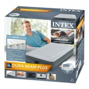 Cama hinchable Intex Comfort-Plush Dura Beam individual 67766