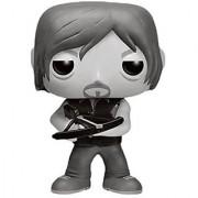 Funko Pop! Television The Walking Dead Exclusive Daryl Dixon Black & White Figure #145