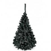 Crna novogodišnja jelka 150 cm