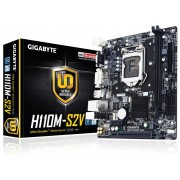 Matična ploča MB LGA1151 H110M Gigabyte GA-H110M-S2V VGA CPU, PCIe/DDR4/SATA3/GLAN/7.1/USB 3.0
