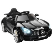 Big Fun Club Mercedes-Benz Kids' AMG GT R Ride-On Car (BlackLP11)