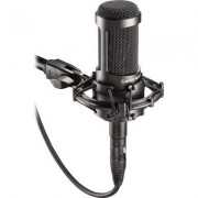 Audio-Technica Condenser Side-address cardioid condenser mic