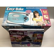 Easy Bake Oven Bundle. Includes 10 Extra Mixes In Ultimate Oven Superpack. Oven Bakes With One 100w Incandescant Light Bulb (Not Included)