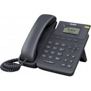 Yealink SIP-T19P Vaste VoIP-telefoon Handsfree, Headsetaansluiting TFT/LCD-kleurendisplay Zwart