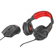 Trust GXT 784 - Gaming Headset and Mouse