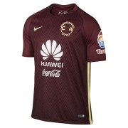 Maillot de football 2016/17 Club America Stadium Away pour Homme - Rouge