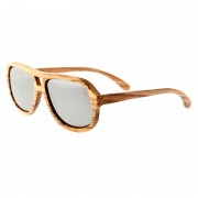 Earth Wood Sunglasses Cannon 065z Unisex
