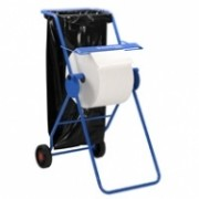 Kimberly-Clark Дозатор за индустриални ролки метален преносим