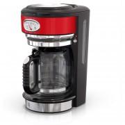 Cafetera retro style 8tz color rojo Russel Hobbs CM3100RDR