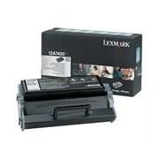 Lexmark 12A7400 Toner negro