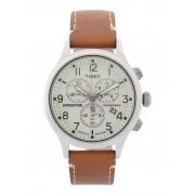 メンズ TIMEX TW4B09200 SCOUT CHRONOGRAPH 腕時計 アイボリー