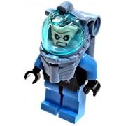 LEGO DC Universe Loose Mr. Freeze Minifigure [No Freeze Ray Loose]