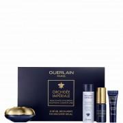 Guerlain Orchidée Impériale Crème Yeux Et Lèvres Confezione 15 ML Crema Occhi/Labbra + 15 ML Lozione + 5 ML Siero + 3 ML Crema Giorno