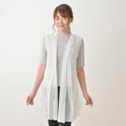 Remite チュールレースジレ【QVC】40代・50代レディースファッション