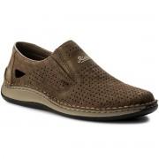 Обувки RIEKER - 05289-64 Beige