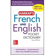 Harrap's French and English Pocket Dictionary, Paperback