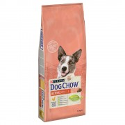 Purina Dog Chow Adult Active csirke - 14 kg