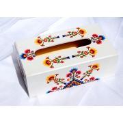 Cutie servetele de hartie - motiv traditional - 9358