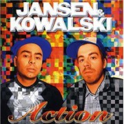 Video Delta Jansen & Kowalski - Action - CD