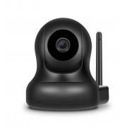 Cámara IP Wifi motorizada Full HD con visión nocturna, graba...
